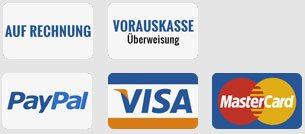 Zahlungsarten auf Profi-durchgangsmelder.de