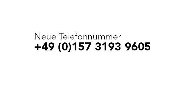 neue telefonnummer - PROFI Durchgangsmelder