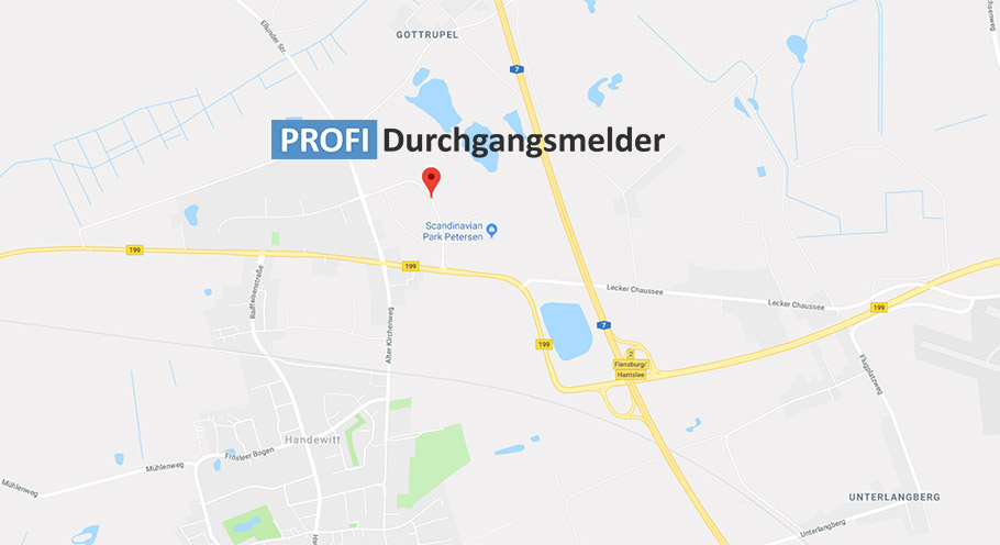 lager flensburg - PROFI Durchgangsmelder